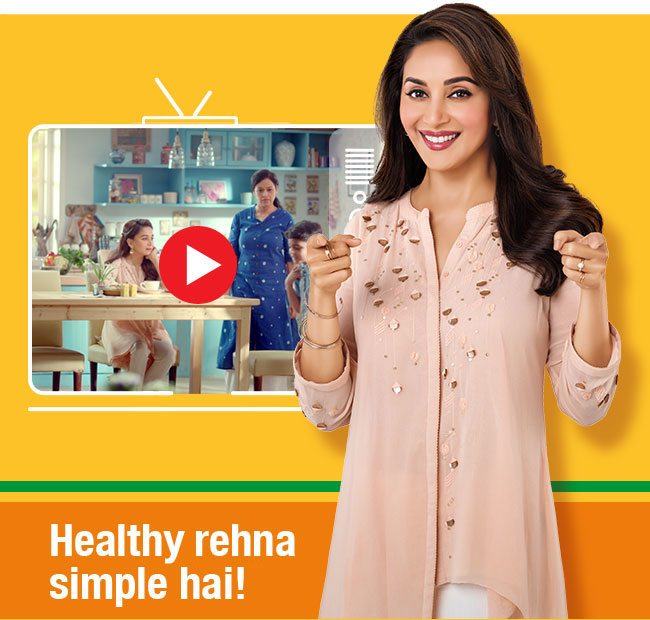 Healthy rehna simple hai!