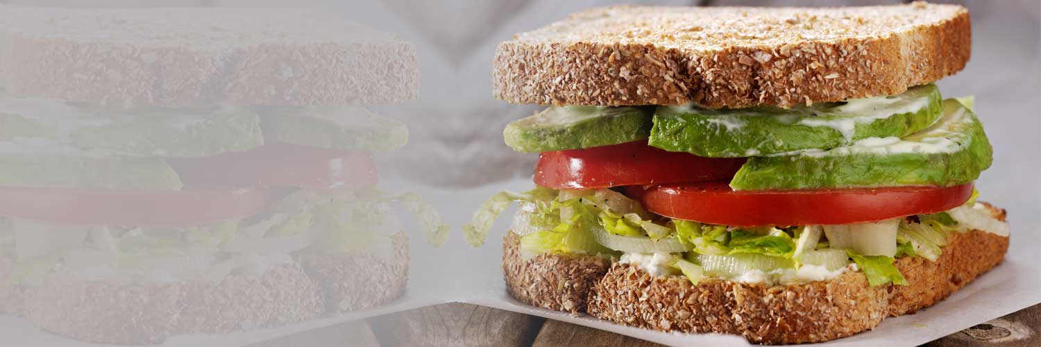 Whole Wheat Mini Sandwich With Nutrela Soya