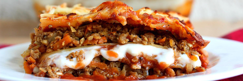Nutrela Soya Lasagne