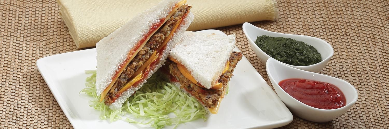 Nutrela Soya Sandwich