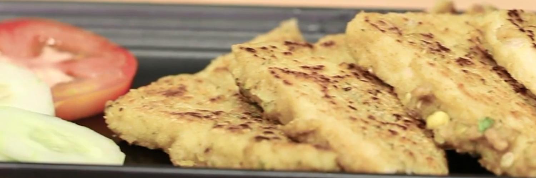 Nutrela Soya Oats & Sprouts Toast