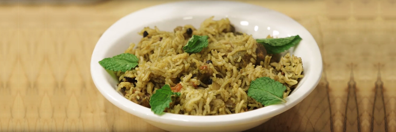 Nutrela Soya Pudina Rice