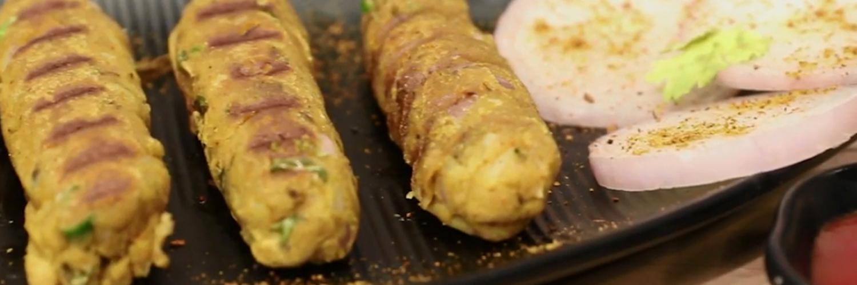 Nutrela Soya Sattu Kabab