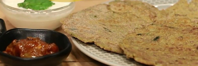 Nutrela Soya Aloo Bajra Roti
