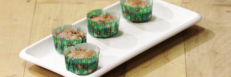 Nutrela Soya Chiku Cup Cakes