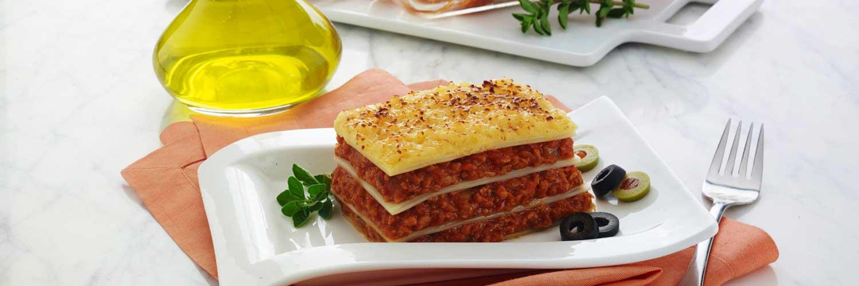 Nutrela Soya Lasagna