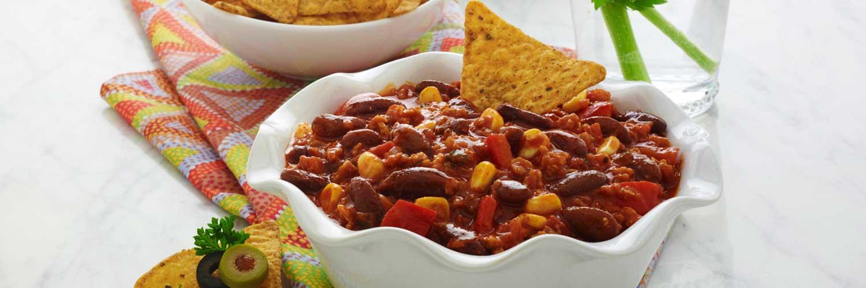 Nutrela Soya Mexican Chilli
