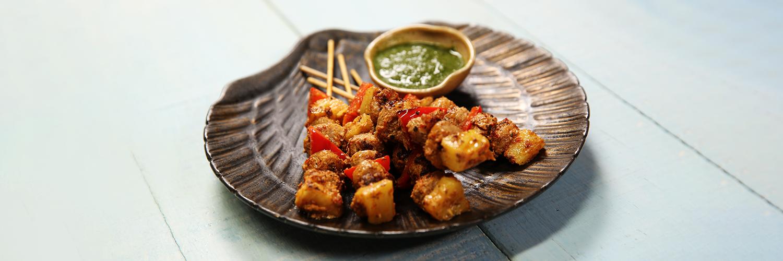 Nutrela Soya Kebabs