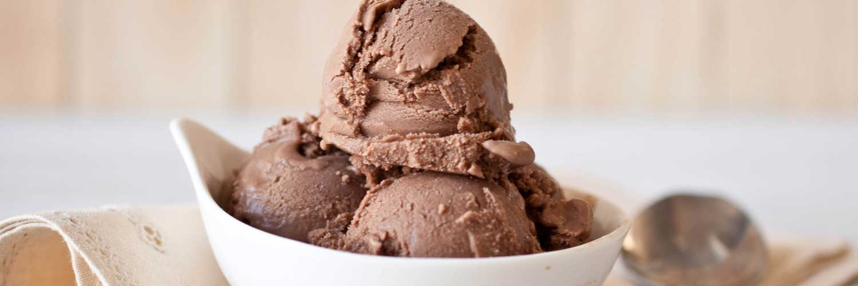 Vegan Ice-cream With Nutrela Soya