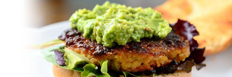 Nutrela Soya Quinoa Burger