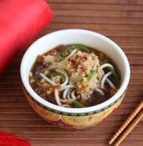Nutrela Soya Peppery Noodles