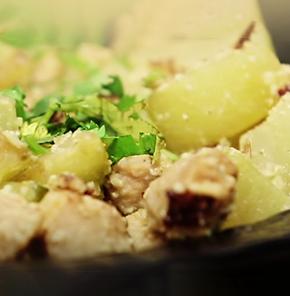 Nutrela Soya Papita Salad