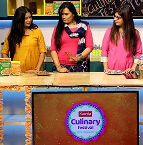 Nutrela Culinary Festival | Rakshabandhan
