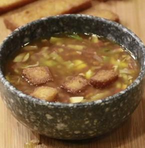 Nutrela Soya Manchow Soup