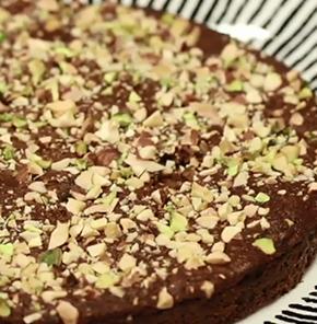 Nutrela Soya Chocolate Banana Cake