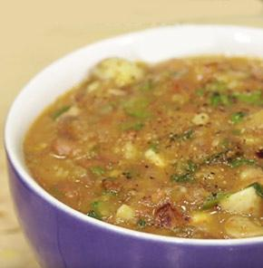 Nutrela Soya Red Bean Stew