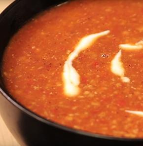 Nutrela Garlic Tomato Soup
