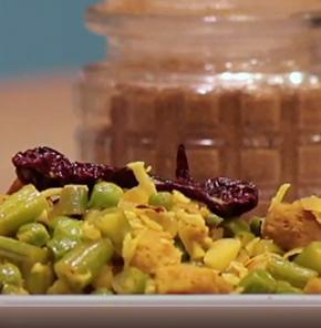 Nutrela Soya Peas And Beans Sabji