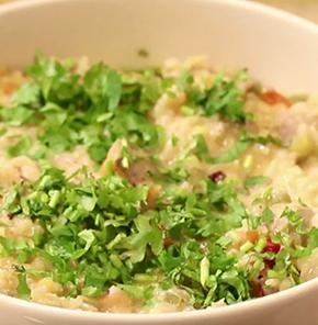Healthy Risotto With Nutrela Soya