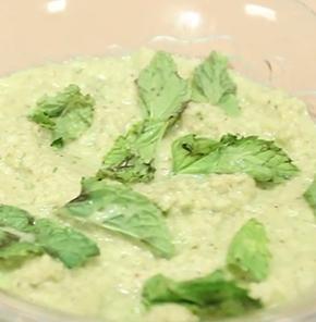 Nutrela Soya Coconut Chutney