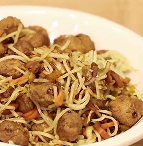 Nutrela Soya Chinese Bhel