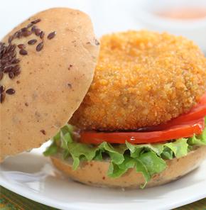 Nutrela Soya Burger