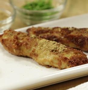 Crispy Fried Nutrela Soya Chaap