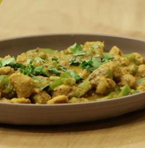 Nutrela Soya Capsicum Curry