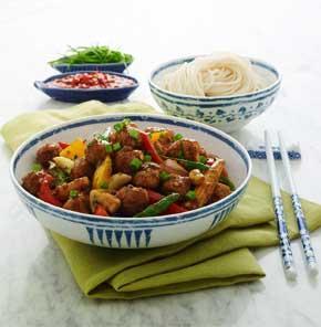 Nutrela Soya Chinese Stir Fry