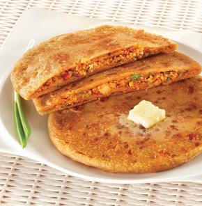 Nutrela Soya Paratha