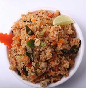 Nutrela Soya & Quinoa Upma