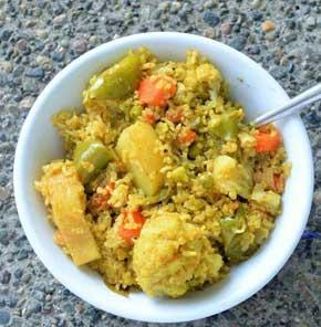 Nutrela Soya & Quinoa Veg Pulao