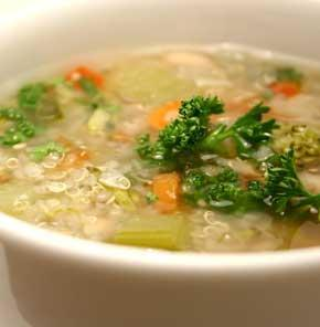 Nutrela Soya Quinoa And Vegetable Soup